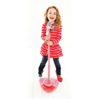 Sing Along Toy Microphone - Pink