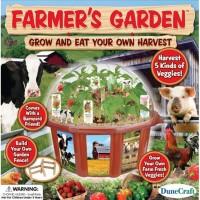 Farmers Garden Dome Veggie Growing Plant Kit