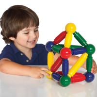 Magneatos Toddler Magnetic 30 pc Building Set