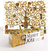 Famous Painting Art Kit - Tree of Life by Klimt