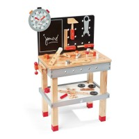 Giant Magnetic Workbench Playset for Kids