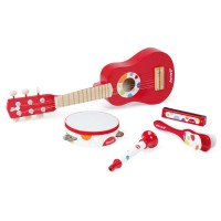 Music Live Confetti 5 Musical Instruments Set