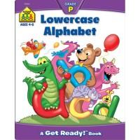 Lowercase Alphabet Workbook - 32 Pages