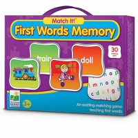 Match It! First Words Memory Game