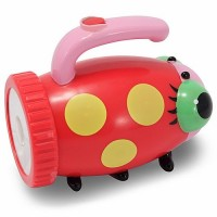 Mollie Ladybug Kids Flashlight