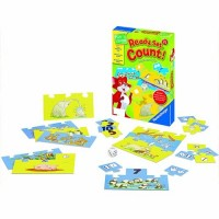 Ready, Set, Count! Early Learning Puzzle Game
