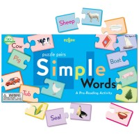 Simple Words Reading Puzzle Game