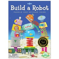 Build a Robot Puzzle Creative Kids Game