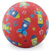 Rockets 7 inch Play Ball for Kids