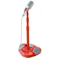 Sing Along Toy Microphone