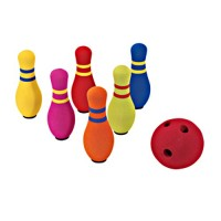 Six Pin Kids Bowling Set