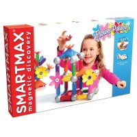 Smartmax Flower Palace Magnetic Building Set