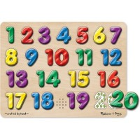 Spanish Numbers Sound Puzzle