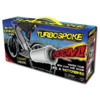 TurboSpoke Bike Exhaust System