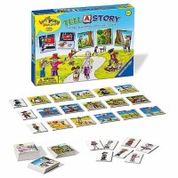 Tell a Story Language Game