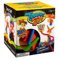 Toobers & Zots Zany Kit  - 125 pc Foam Building Set