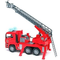 Bruder Deluxe Toy Fire Truck
