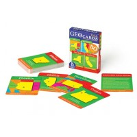 GeoCards USA - Geography Card Game