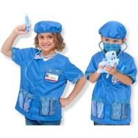 Vet Doctor Kids Costume Role Play Set