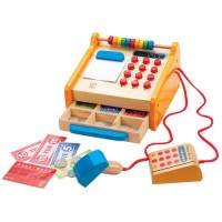 Children Wooden Play Register