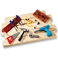 Work Belt Toy Tool Set