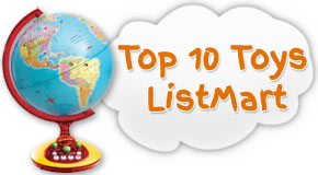 Top 10 Toys Listmart