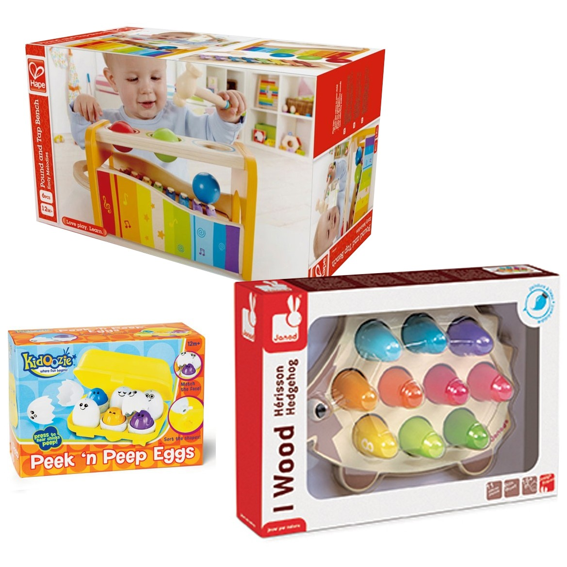 Cognitive Learning Toys : Cognitive development kit for months educational