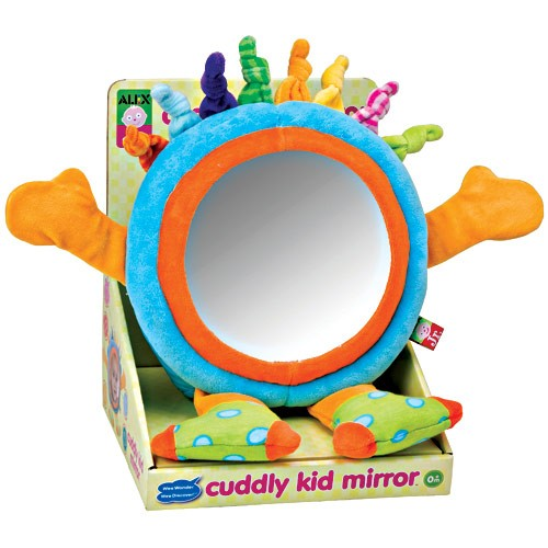 Cuddly Kid Mirror Baby Toy Educational Toys Planet