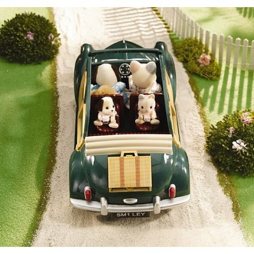 Calico Critters Convertible Coupe Educational Toys Planet