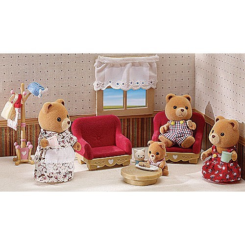 Calico Critters Country Living Room Set - Educational Toys