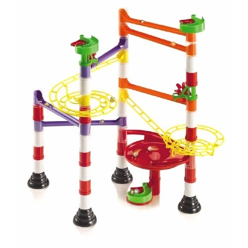 Marble Toys For Boys : Quercetti marble run vortis building toy educational