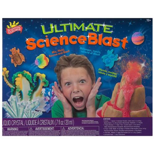 Ultimate Science Blast 4-in-1 Science Kit