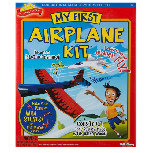 My First Airplane Kit