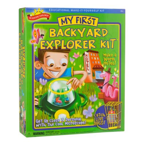 My First Backyard Explorer Kit