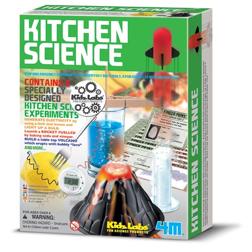 Kitchen Science: Kitchen Science Kids Lab