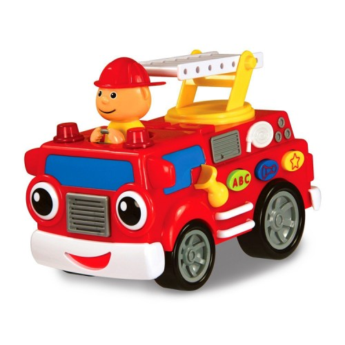 Fire Truck Early Learning Toddler Electronic Toy -6084