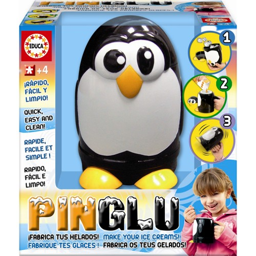 Pingloo Ice Cream Maker for Kids