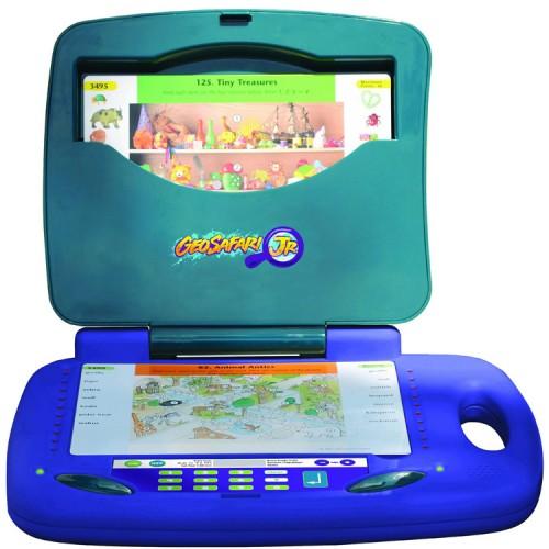 GeoSafari Laptop Jr. Interactive Learning Game