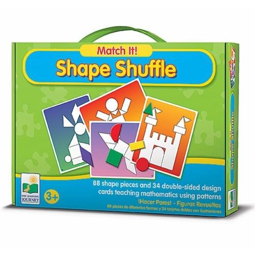 Match It! Shape Shuffle – Shapes Teaching Toy