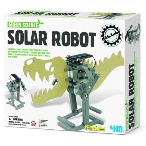 Solar Robot Building Green Science Kit