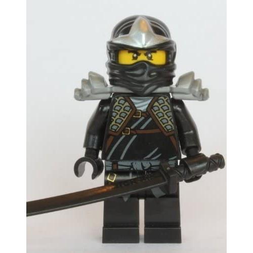 Lego Ninjago Cole Zx With Armor And Sword