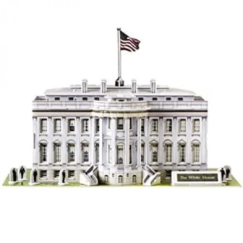 Daron Cf060H White House 3D Puzzle By