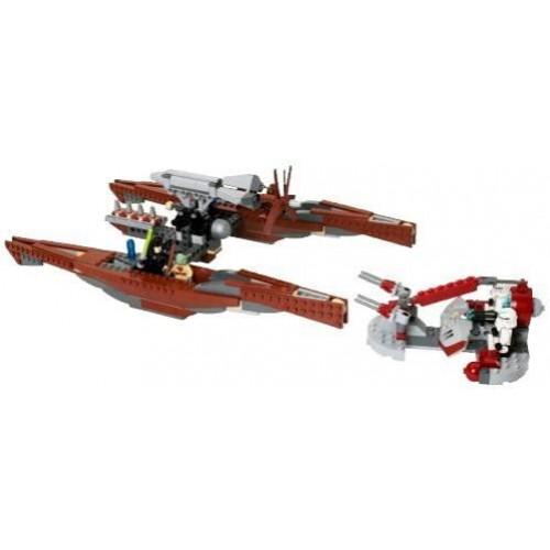 Lego Star Wars Set 7260 Episode Iii Wookie