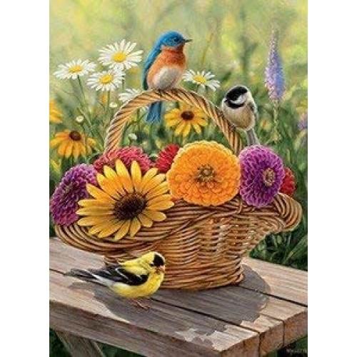 Jackpine Puzzles Summer Bouquet