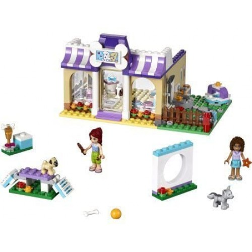 Lego Friends Heartlake Puppy