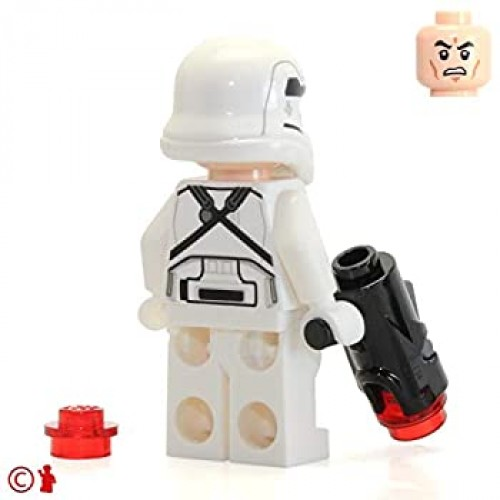 Lego Star Wars The Force Awakens First Order Heavy Artillery Stormtrooper Minifigure With