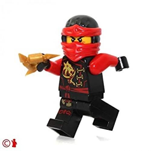 Lego Ninjago Minifigure Kai Skybound From Set