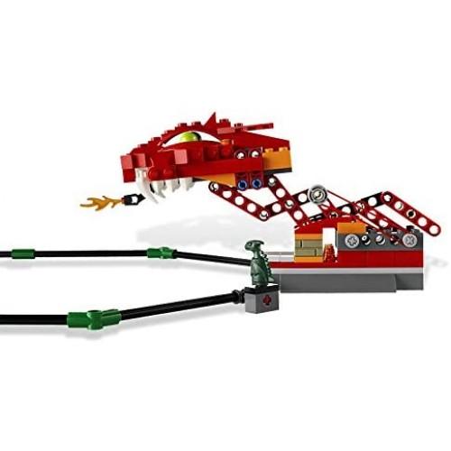 Lego Ninjago Exclusive Set 9456 Spinner