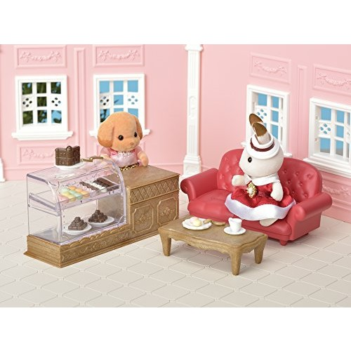 Calico Critters Town Chocolate Lounge