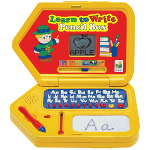 Learn to Write Pencil Box